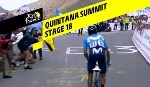 Quintana Summit  - Étape 18 / Stage 18 - Tour de France 2019