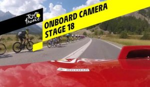 Onboard camera - Étape 18 / Stage 18 - Tour de France 2019