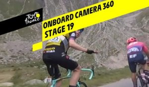 Onboard camera 360 - Étape 19 / Stage 19 - Tour de France 2019