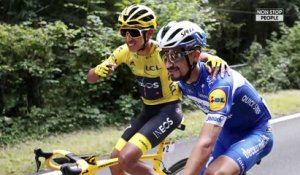 "Tour de France : Michel Drucker a ""adoré"" Julian Alaphilippe, mais..."