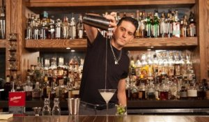 G Eazy Shakes Up the Perfect Dirty Martini, Talks The Beautiful & Damned Album