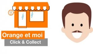 Orange et moi - Retrait Express en Boutique