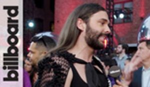 Jonathan Van Ness Talks Working With Taylor Swift & His Favorite Songs on Her New Album 'Lover' | VMAs 2019