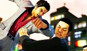 THE YAKUZA REMASTERED COLLECTION Bande Annonce de Gameplay