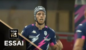TOP 14 - Essai Adrien LAPEGUE 2 (SFP) - Paris - Bayonne - J3 - Saison 2019/2020