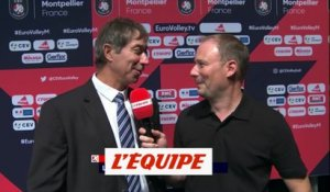 Tillie «On a l'attitude, la qualité» - Volley - Euro (H)
