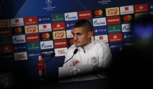Replay : Conférence de presse de Thomas Tuchel et Marco Verratti avant Paris Saint-Germain  - Real Madrid