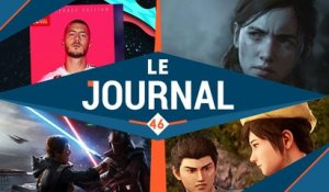 Pas de multi pour THE LAST OF US PART 2 ! | LE JOURNAL #46