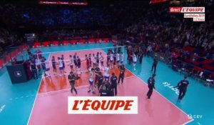 Le dernier point de France-Serbie - Volley - Euro