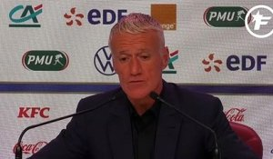 Didier Deschamps justifie le choix Olivier Giroud