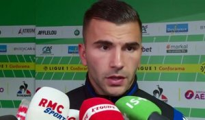 Lopes «On n'a pas joué le derby» - Foot - L1 - OL