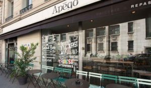 Brunch Apego (Paris) - OuBruncher