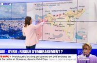 Turquie - Syrie: risque d'embrasement ? (2) - 14/10