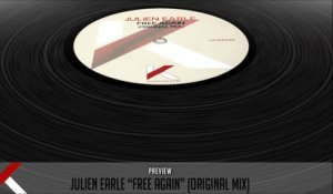 Julien Earle - Free Again (Original Mix) - Official Preview (Autektone Dark)