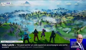 Le second chapitre de Fortnite enfin disponible - 15/10