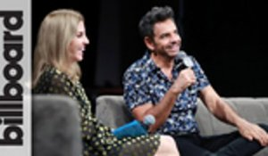 Eugenio Derbez Talks Breaking Into Hollywood & Creating His Own Dreams | Latin AMAs Fest Summit 2019