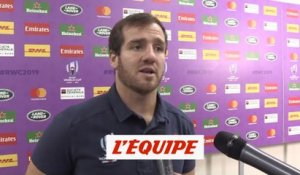 Lopez «On donne des points facilement» - Rugby - Mondial - Bleus