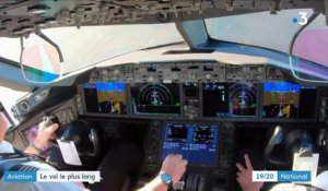 Aviation : le plus long vol jamais effectué sans escale