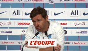 Villas-Boas «On passe au prochain match» - Foot - L1 - OM