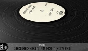 Christian Cambas - Denim Jacket (MOTVS Remix) - Official Preview (Autektone Records)