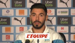 Sanson «J'ai eu une grosse remise en question» - Foot - L1 - OM