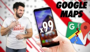 "Il loue 99 smartphones et ""casse"" Google Maps - Tech a Break #42"