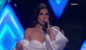 "Idina Menzel interprète ""Into the unknown"" (La Reine des Neiges 2) - Oscars 2020"