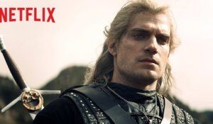 THE WITCHER  BANDE-ANNONCE PRINCIPALE VF  NETFLIX FRANCE