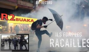 #R2Buaka #Music #Brrecord #Hiphop#Rachiday - Ils font les racailles