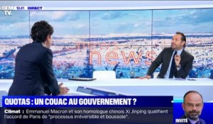 Quotas: un couac au gouvernement ? (2)  - 06/11