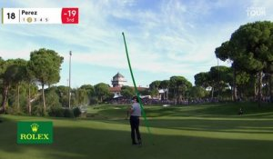Turkish Airlines Open (T4) : La réaction de Victor Perez