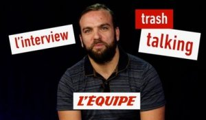 L'interview «trash talking» du Comte de Bouderbala - Basket - WTF