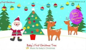 Kidzone - Baby's First Christmas Tree (Instrumental)