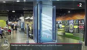 Ventes sur internet : ces marques qui quittent Amazon