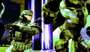 "HALO REACH ""X019"" The Master Chief Collection Bande Annonce"