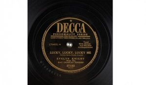 Evelyn Knight - Lucky, Lucky, Lucky Me (1950)