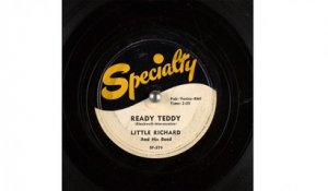 Little Richard and his Band - Ready Teddy (1956)