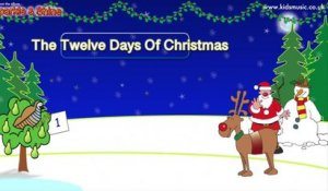 Kidzone - The Twelve Days Of Christmas