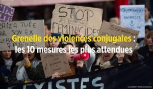 Grenelle des violences conjugales : les 10 mesures les plus attendues