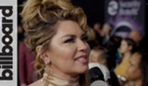 Shania Twain Talks Vegas Residency & Mixing Pop & Country Music Together | AMAs 2019