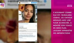 Vaimalama Chaves au naturel : Miss France 2019 se dévoile sur Instagram