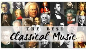 The Best Classical Music - Mozart Chopin Bach Beethoven Brahms Debussy