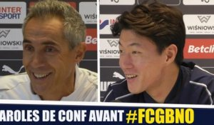 Paroles de Conf' avant Bordeaux - Nîmes