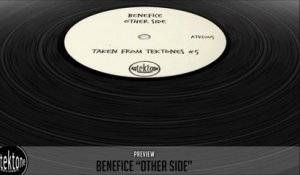 Benefice - Other Side (Original Mix) - Official Preview (Taken from Tektones #5)