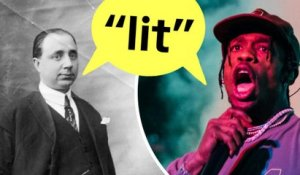 "How ""Lit"" Grew From 1920s Slang To Hip-Hop's Favorite Word"
