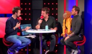 Bruno Guillon est une machine des blind test - Le Grand Studio RTL Humour