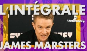 JAMES MARSTERS  : Buffy, Runaways, Angel, Smallville... Notre interview L'Intégrale !