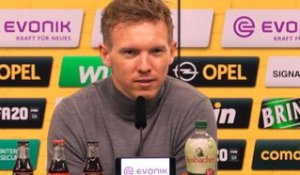 "Leipzig - Nagelsmann : ""Un point chanceux"""