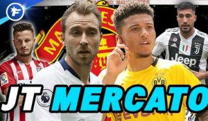 Journal du Mercato : Manchester United multiplie les pistes