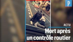 Mort de Cédric Chouviat : les images de son interpellation